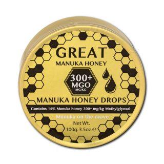 Bomboane cu miere de manuka